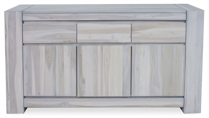 Messina Gray wash Sideboard