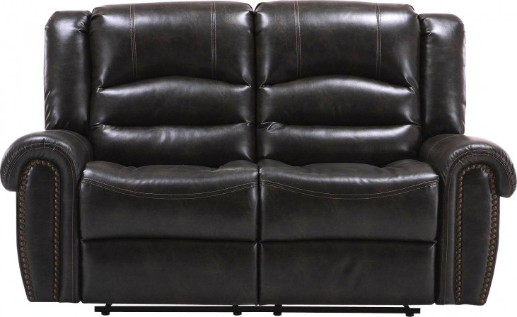 Gershwin Ember Dual Power Reclining Loveseat