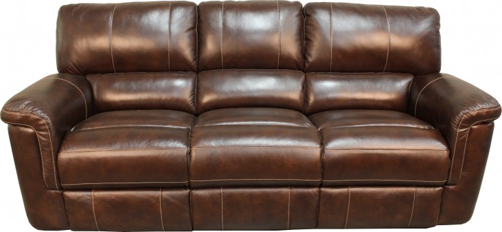 Hitchcock Cigar Dual Power Reclining Sofa