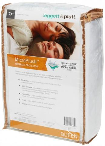 Microplush Twin Extra Large Size Mattress Protector