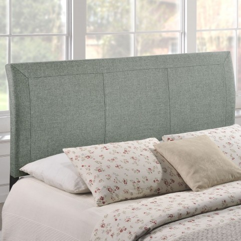 Isabella Gray Queen Headboard