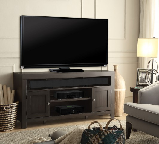 """Monterey Graphite 60"""" TV Console"""