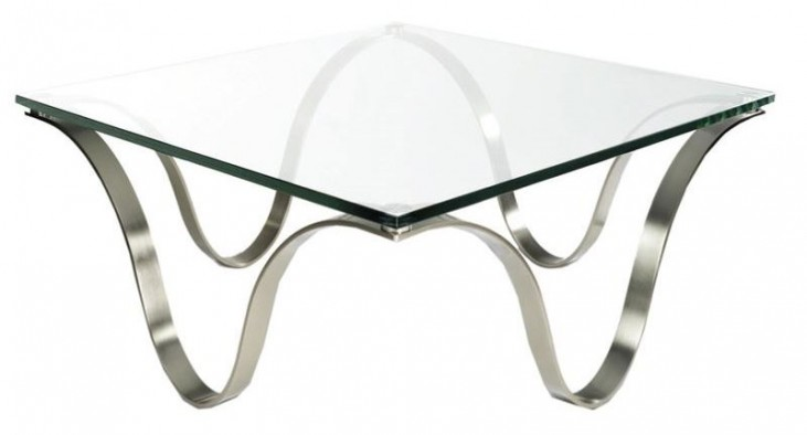 Murano Silver End Table