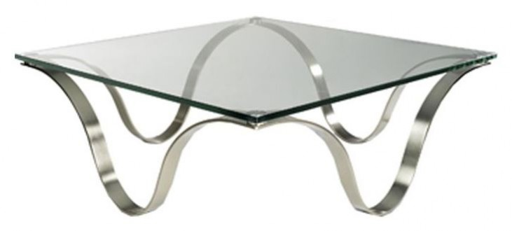 Murano Silver Coffee Table