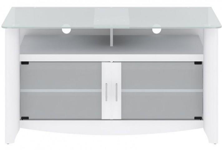Aero White TV Stand