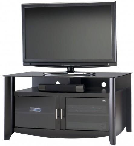 Aero Classic Black TV Stand