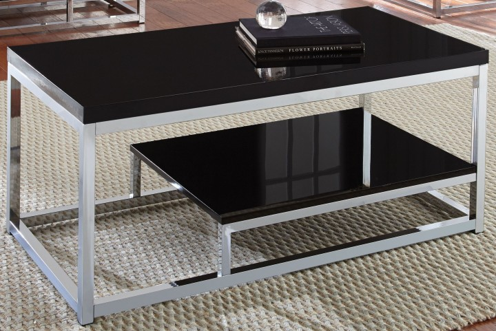 Madelyn Lacquer Cocktail Table