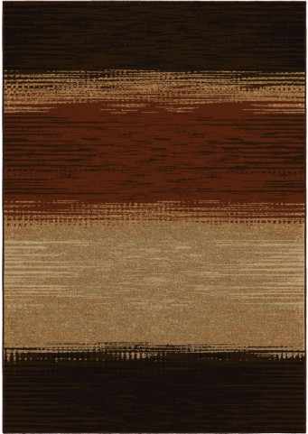 Orian Rugs Indoor/Outdoor Stripes Allendale Multi Area Large Rug