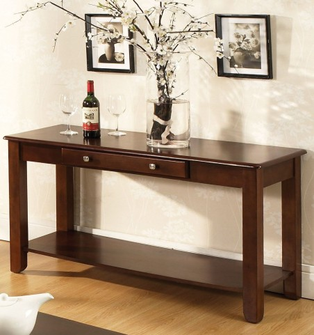 Nelson Cherry Sofa Table