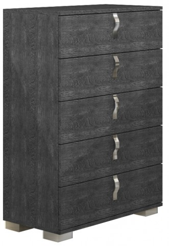 Vivente Grey Birch Noble High Chest