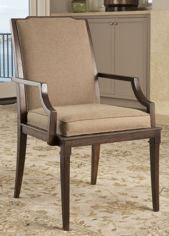 Napa Pecan Arm Chair
