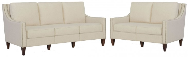 Leo Linen Living Room Set