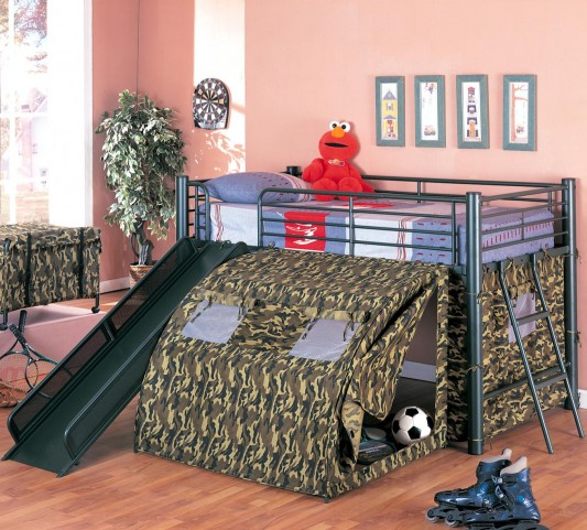 Oates Twin Size Loft Bed