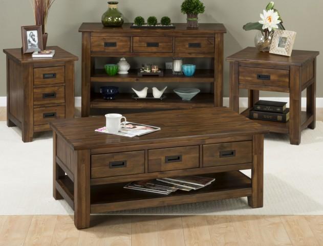 Coolidge Corner Occasional Table Set