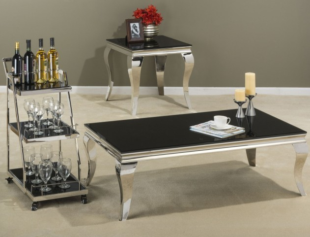 Tuxedo Occasional Table Set