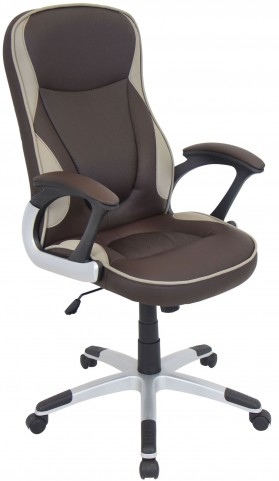 Storm Office Brown Chair