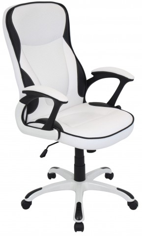 Storm Office White Chair