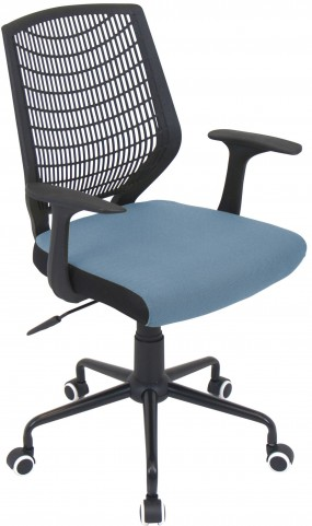 Network Blue Office Chair