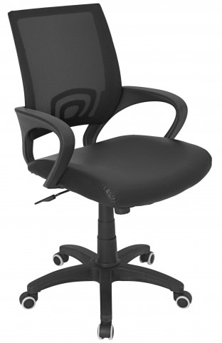 Officer Office Black Chair