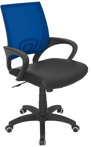 Officer Office Blue Chair