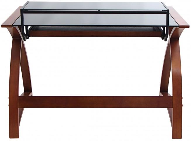 Bentley Black Office Desk