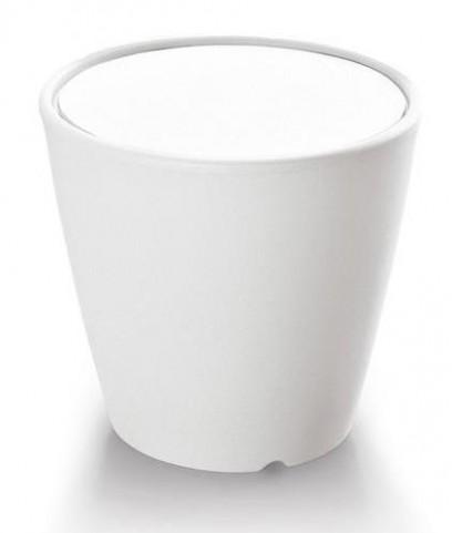Omnia Multipurpose Translucent High Pressure Laminate Pot/Vase/Seat/Table