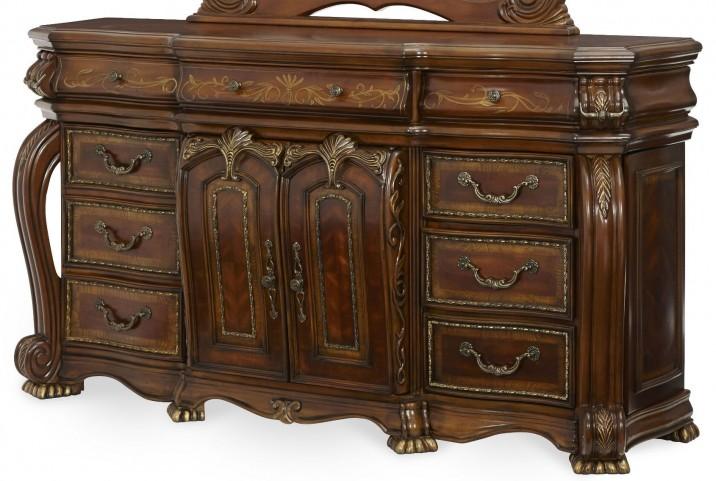 Oppulente Sienna Spice Dresser
