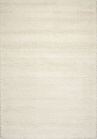 "Opus Luxurious Beige Shag 63"" Rug"