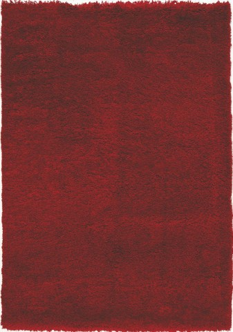 "Opus Luxurious Red Shag 94"" Rug"