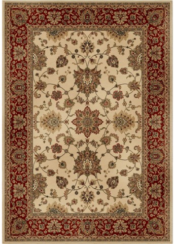 Orian Rugs Detailed Design Traditional Borokan Ivory Area Medium Rug