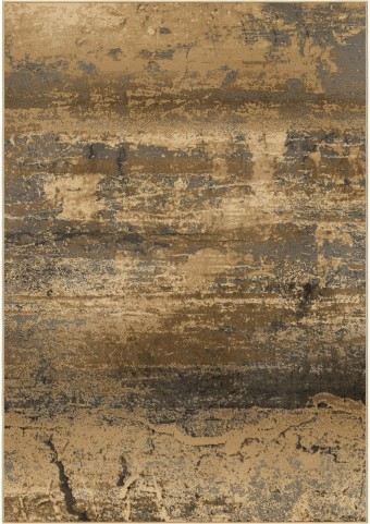 Orian Rugs Modern Design Abstract Bridgewater Beige Area Small Rug