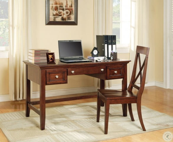 Oslo Cherry Home Office Set