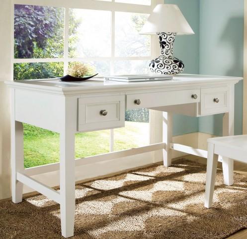 Oslo White Desk