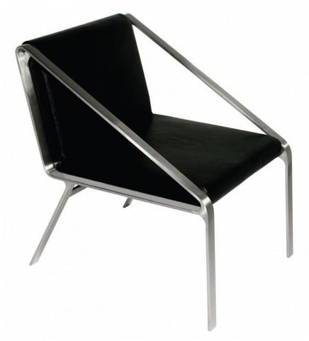 Owen Black Arm Chair