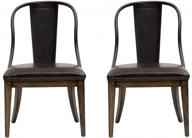 Weston Loft Side Chair Set of 2