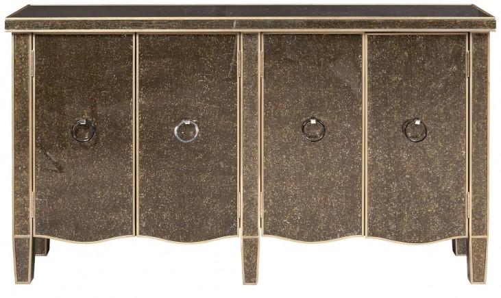Tiara Silver 4 Door Console