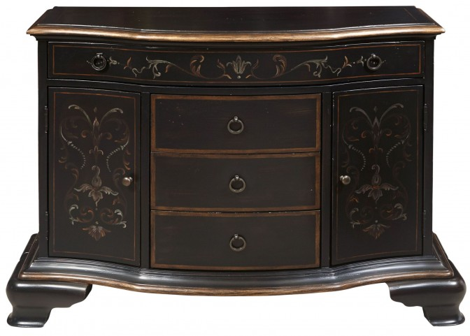 Tyler 4 Drawer Accent Chest