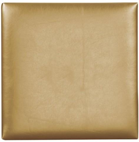 "Shimmer Gold 1"" Wall Pixel I"