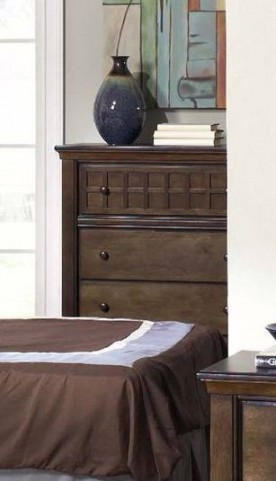 Casual Traditions Walnut Chest