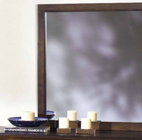 Casual Traditions Walnut Mirror