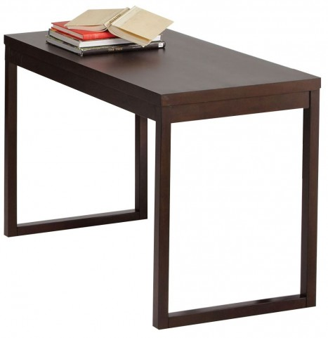 Athena Dark Chocolate Writing Desk