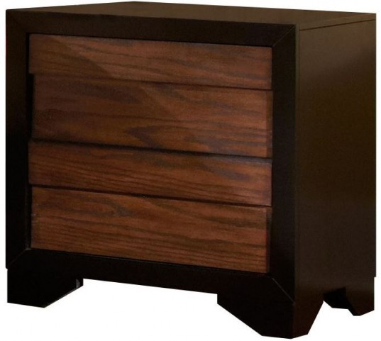 Echo Dark Nightstand