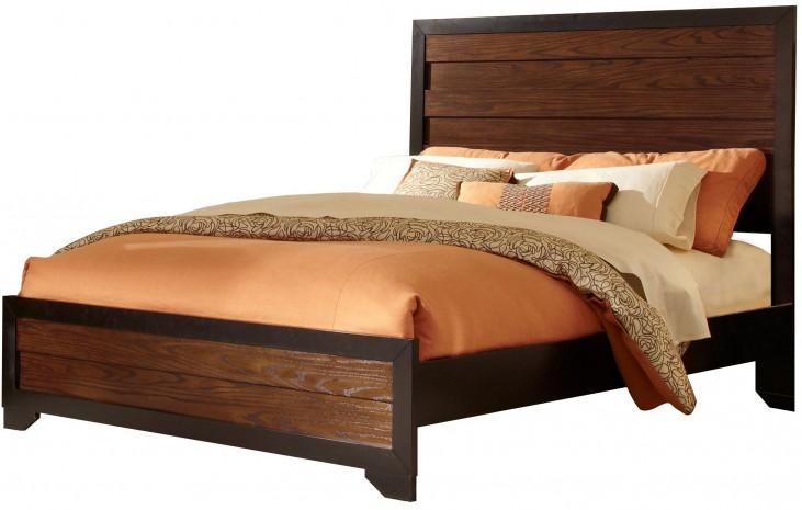 Echo Dark Queen Bed