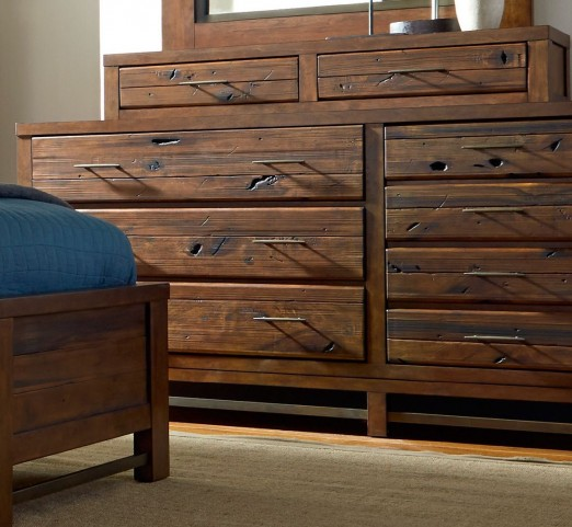 Navigator Poplar Drawer Dresser