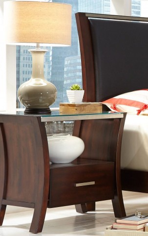 Avalon Sable Nightstand