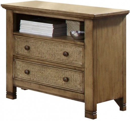 Kingston Isle Sand Nightstand