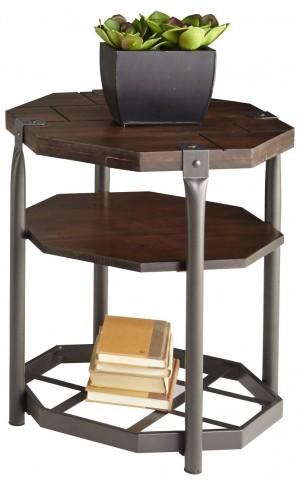 Rio Grande Prestige Pine Chairside Table