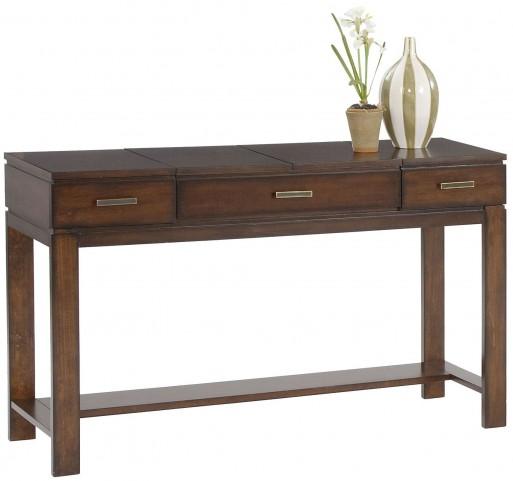 Miramar Cherry Veneer Sofa Table/Desk