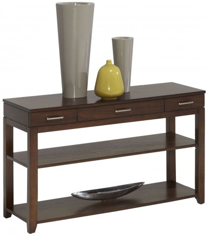 Daytona Regal Walnut Sofa/Console Table
