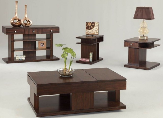 Le Mans Mozambique Occasional Table Set